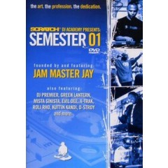 V.A. - Scratch DJ Academy presents Semester 01