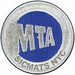Slipmat - Sicmats - MTA NYC