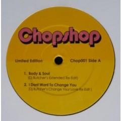 DJ Butcher - The Chopshop Volume 1