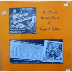 Hans J. Salter - The Classic Horror Music Of Hans J. Salter