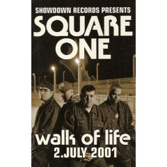 Square One - Walk Of Life (Snippet Tape)