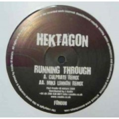 Hektagon - Running Through (Remixes)