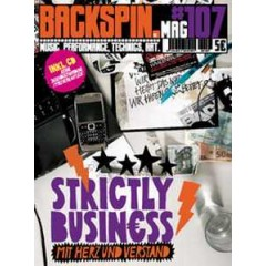 Backspin # 107 - Herbst/Winter 2011