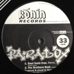 Paradox - Jail Breakout