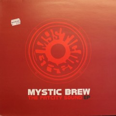 Various - Mystic Brew - The Fat City Sound EP