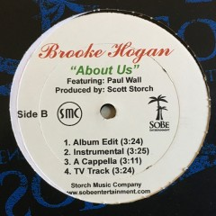 Brooke Hogan - About Us