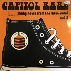 Various - Capitol Rare (Funky Notes From The West Coast Vol. 3)
