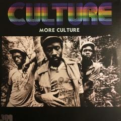 Culture - More Culture
