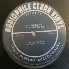 The Red Garland Trio - It's A Blue World