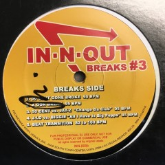 Various - In-N-Out Breaks Vol. 3