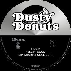 Jim Sharp - Feelin' Good / Old Digger