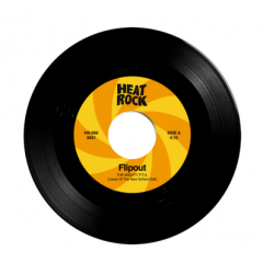 Flipout - The Mighty P.T.A. (Lewis Of The New School Edit) / The Mighty P.T.A. (Lewis Of The New School Edit Instrumental)