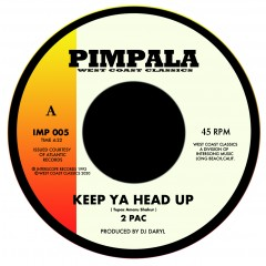 2 Pac / King Tee - Keep Ya Head Up / Played Like A Piano