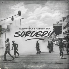Ill Conscious & MZ Boom Bap - Sorcery (CD)