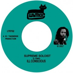 Ill Conscious - Supreme Soloist