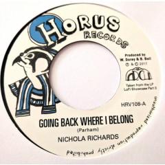 Nichola Richards - Going Back Where I Belong
