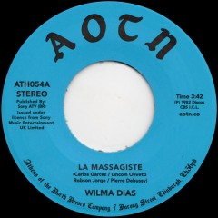 Wilma Dias - La Massagiste