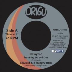 Likwuid, 2 Hungry Brothers - IllFayted
