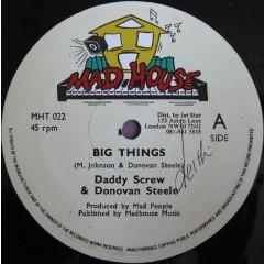 Daddy Screw - Big Things / Pepper Seed