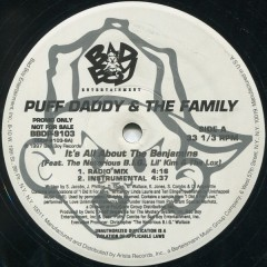 Puff Daddy & The Family - It's All About The Benjamins