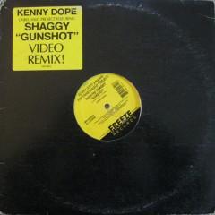 "Kenny ""Dope"" Gonzalez - The Unreleased Project - Gunshot"
