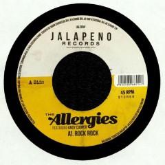 The Allergies Feat Andy Cooper - Rock Rock / Blast Off