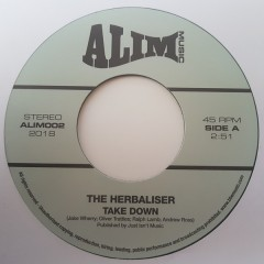 The Herbaliser - Take Down / Some Things