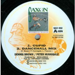 Dennis Brown - Cupid