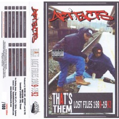 Artifacts - That's Them (Lost Files 1989-1992)