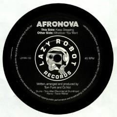 Afronova - Keep Stepping
