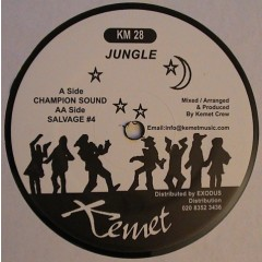 Kemet Crew - Champion Sound
