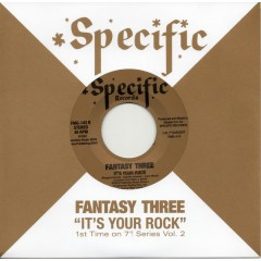 Fantasy Three - It's Your Rock