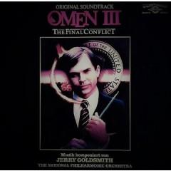 Jerry Goldsmith - Omen III (Original Soundtrack)