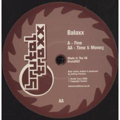 Balaxx - Fine / Time & Money