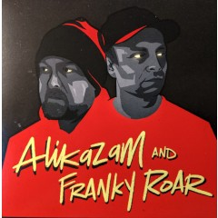 Alikazam & Franky Roar - This Is Where We Dwell / No Compromise