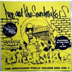King Aroe - The Wreckshop Philly Golden Era Vol. 1