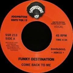 Funky Destination - Soopastole Edits Vol 13
