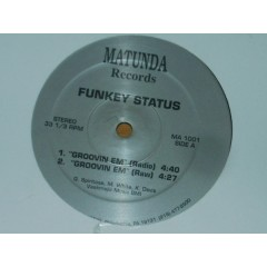 Funkey Status - Groovin Em