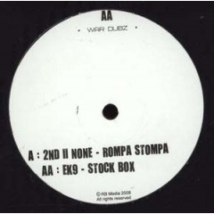 2nd II None - Rompa Stompa / Stock Box