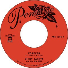 Vicky Tafoya And The Big Beat - Forever/ My Vow To You