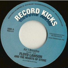 Floyd Lawson And The Heart Of Stone - Air I Breathe / Rated X