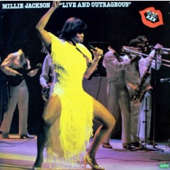 Millie Jackson - Live And Outrageous (Rated XXX)