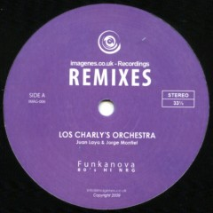 Los Charly's Orchestra - Remixes