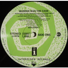"""Various - Murder Was The Case (Music From And Inspired By The Short Film """"Murder Was The Case"""")"""