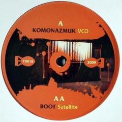 Komonazmuk - VCO / Satellite