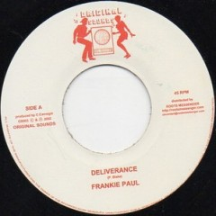 Frankie Paul - Deliverance / War