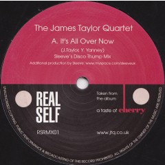 James Taylor Quartet, The - It's All Over Now