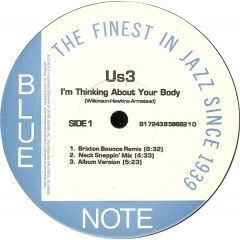 Us3 - I'm Thinking About Your Body