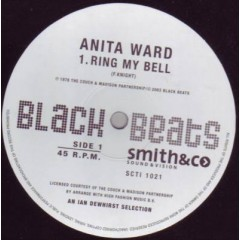Anita Ward - Ring My Bell / Hit & Run Lover