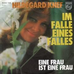 Hildegard Knef - Im Falle Eines Falles